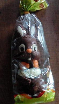 Chocolat en formes de lapin