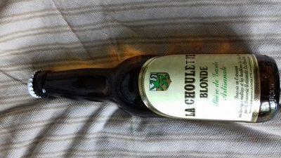 La Choulette Blonde 7.5% 33CL