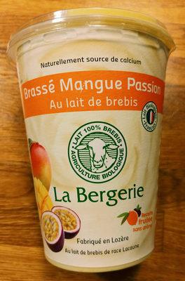 Brassé mangue passion