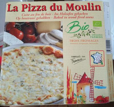 La pizza du moulin