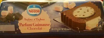 Parfum d'enfance guimauve chocolat