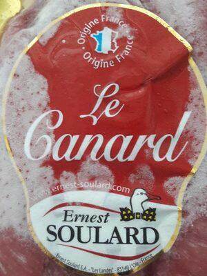 Aiguillettes de canard skin congelées