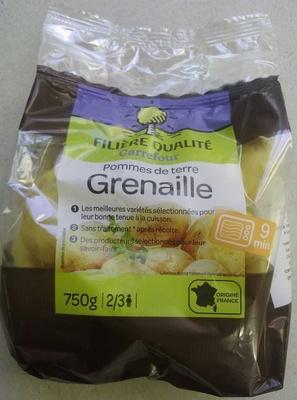 Pomme de tere Grenaille