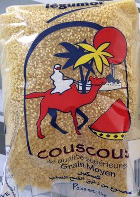 Couscous Grains Moyens