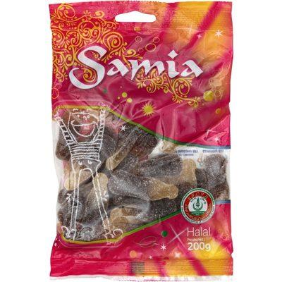 200G Bonbons Halal Btles Cola Samia