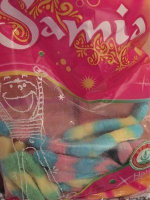 Bonbons vers piquants