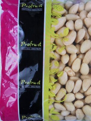 400G Amandes Blanches Entieres Profruit