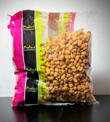 Maïs grillés salés