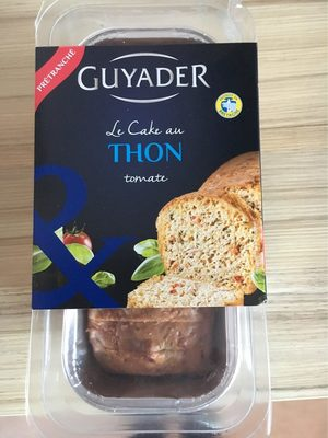 Cake au Thon et Tomate