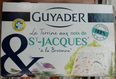 La Terrine aux noix de St-Jacques à la Bretonne