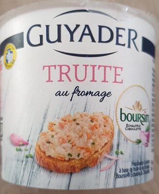 Truite au fromage