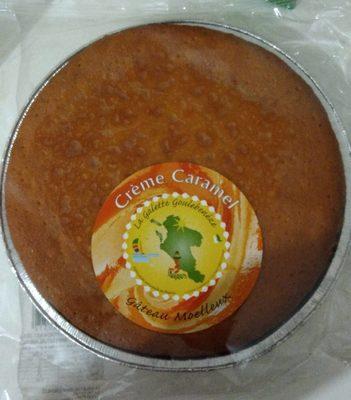 Gâteau Moelleux Crème Caramel