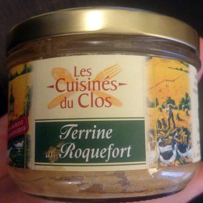 Terrine Roquefort