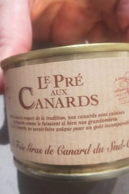 Le Pré aux Canards