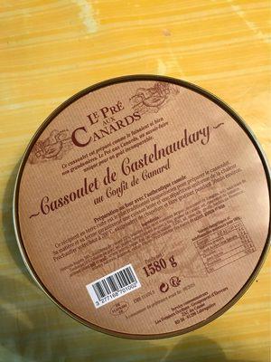 Cassoulet de Castelnaudary