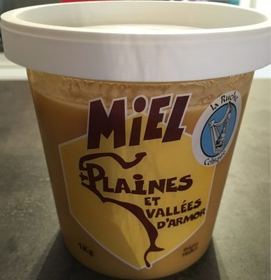 Miel Plaines et Vallées d'Armor