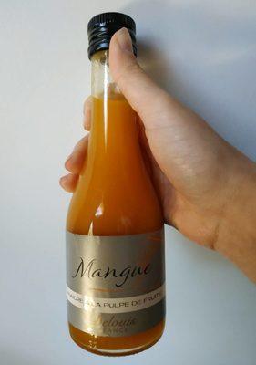 Vinaigre à la pulpe de fruits