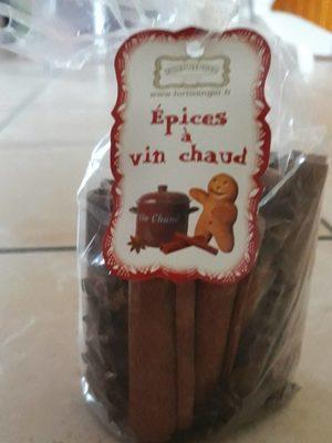 Epices a vin chaud