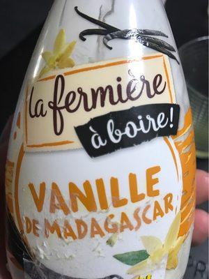 La fermiere a boire vanille de madagascar