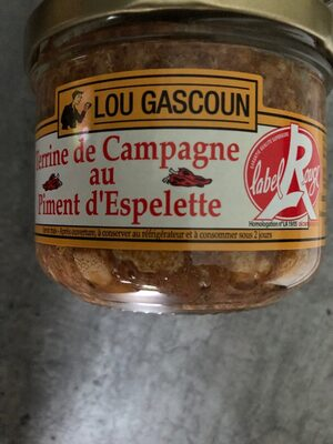 L.gas Terine Camp Espelet