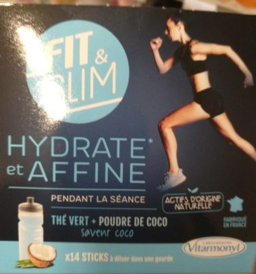 Hydrate et affine