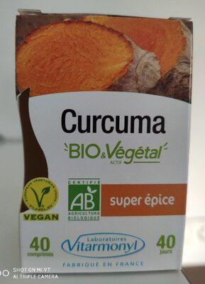 Curcuma bio&vegetal