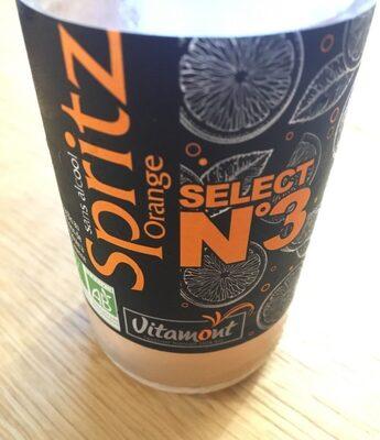 Spritz Orange Select 3