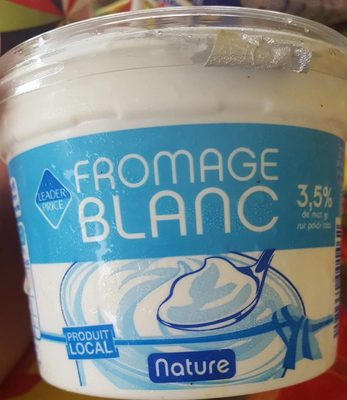 Fromage blanc 3,5%