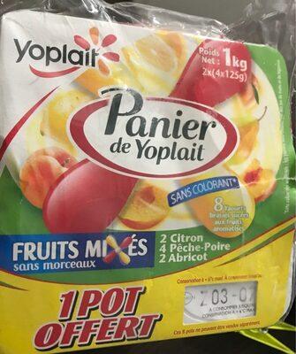 Fruit mixés