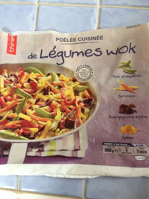 Legume wok
