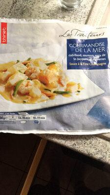 Gourmandise de la mer(les traiteurs)