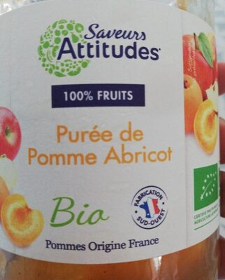 Purée de pommes abricots