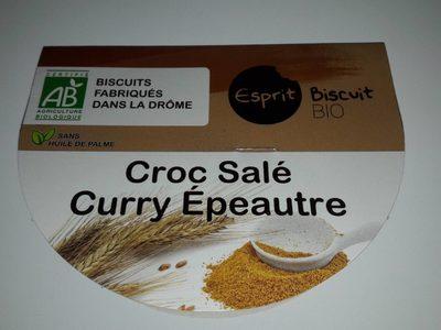 Croc Salé Curry Épeautre