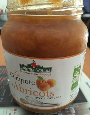 Compote d abricots
