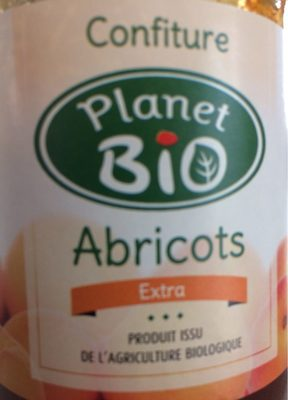 Confiture abricots extra