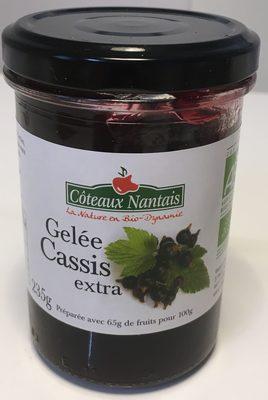 Gelée Cassis extra