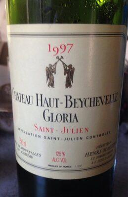 Chateau Haut- Beychevelle Gloria