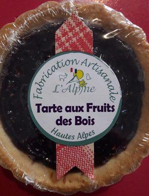 Tartelette aux fruits des bois