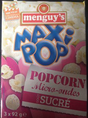 Maxi Pop Sucré