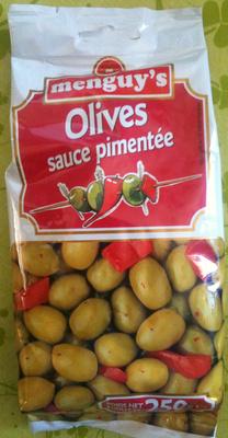 Olives - Sauce pimenté