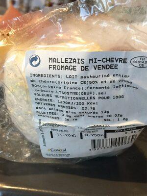 Fromage mallezais