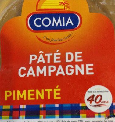 Pâté de campagne pimenté