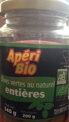 Epicerie / Apéritifs Bio / Olives Bio