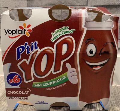 P'tit Yop au Chocolat