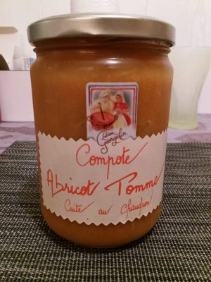 Compote Pommes Anricot
