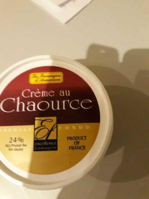 Crème Au Chaource, La Coupelle De 175g