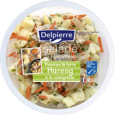 Salade du poissonnier - salade Hareng & pommes de terre