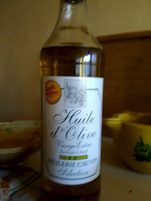Huile d'Olive Selection Cauvin