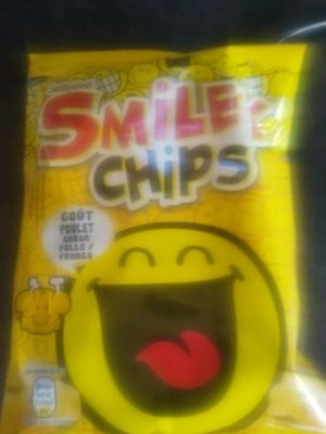 Smiley chips