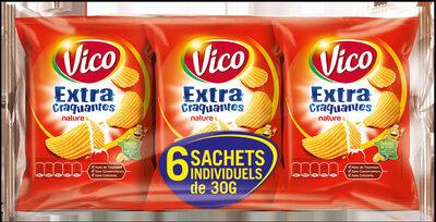Multipack extra craquante vico